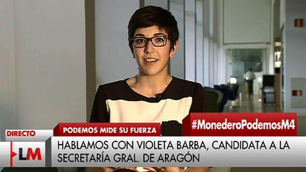 """V. Barba: """"La 'marcha del cambio' es necesaria para decirle a Rajoy que basta ya"""""""