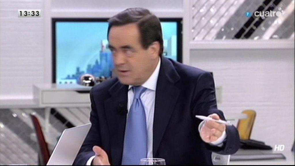 """José Bono: """"Sánchez le ha supuesto al PSOE un vendaval de aire fresco"""""""