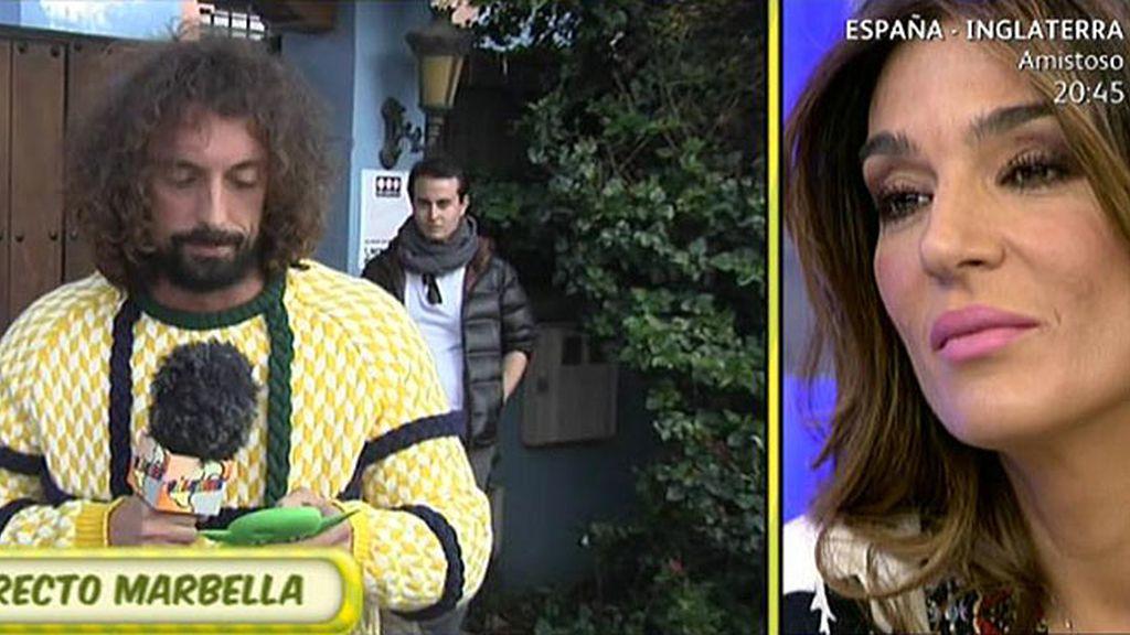 """José Antonio León: """"Me dicen que Isabel Pantoja odia a Raquel Bollo"""""""