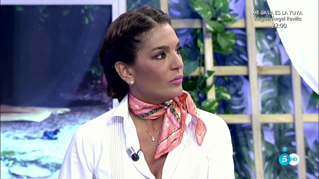 """Raquel Bollo, sobre Dulce en 'SV': """"El tema siempre es el tema Pantoja"""""""
