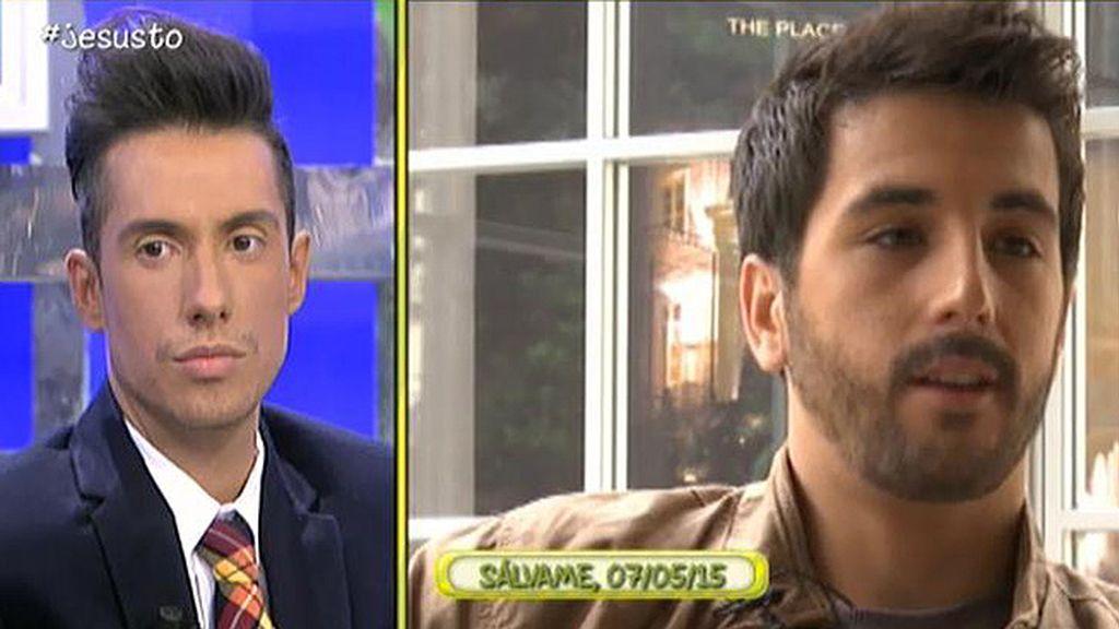 """José Salinas, exnovio de Jesús Reyes: """"Me he sentido engañado"""""""