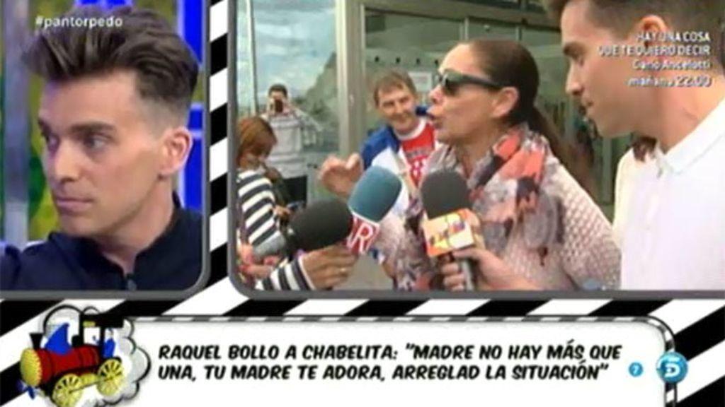 """Juanjo Perona entrevistó a Isabel Pantoja a la salida del AVE: """"Estaba sarcástica"""""""