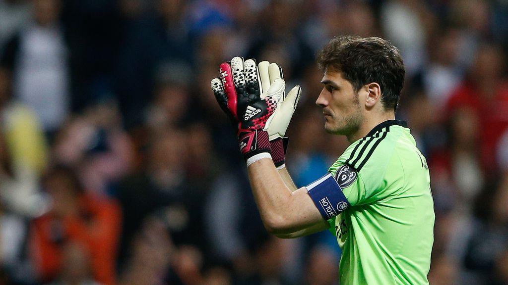 ¿Se come Casillas el gol del Valladolid?