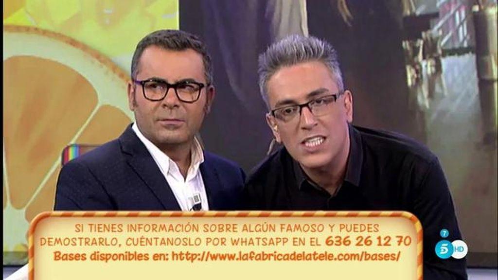 "Fran Nicolás ha ""vetado"" a Rafa Mora para no sentarse con él en un plató, según Kiko H."