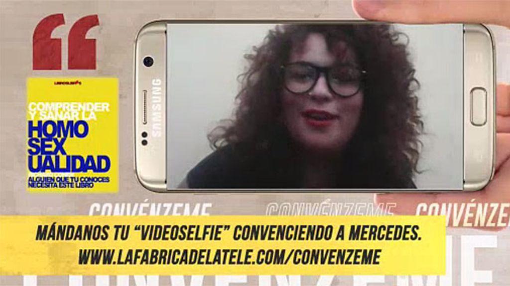 """El emotivo 'videoselfie' de este domingo recomienda """"Con alas en los pies"""""""