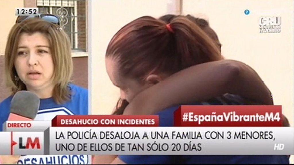 """Ana Rivero, (PAH): """"Hemos hecho todo lo que hemos podido y estamos bastante dolidos"""""""
