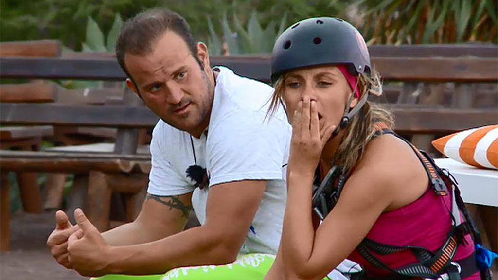 """Carmelo, a Raquel: """"Eres una egoísta, has hecho lo que has querido"""""""
