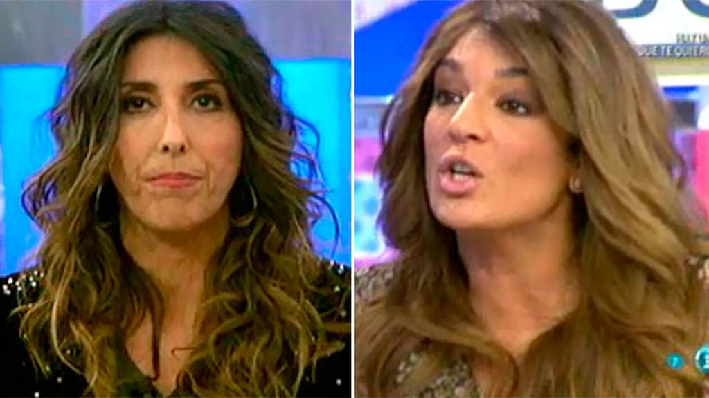 Paz Padilla y Raquel Bollo, cara a cara