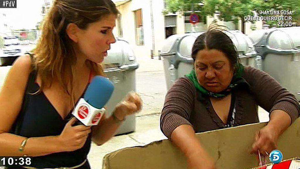 Los vecinos de Triana se quejan de las molestias que crean los rumanos del barrio