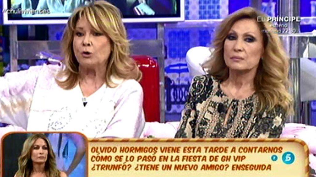 """Mila Ximénez: """"Los enemigos de Cantora ya no están fuera, están dentro"""""""