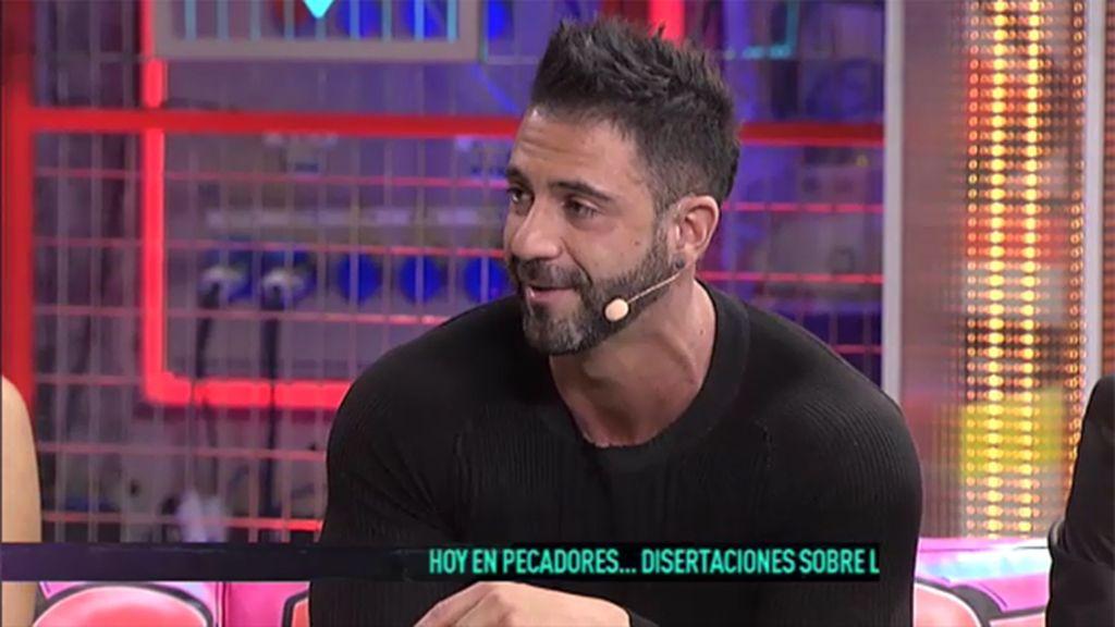 "Ricardo: ""Johana es una mujer muy posesiva"""