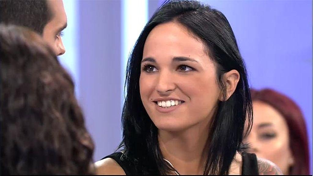 Claudia es celosa, posesiva y competitiva