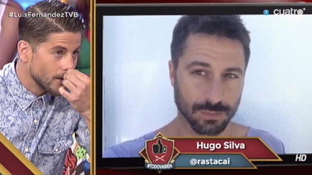 Hugo Silva y Blanca Suárez nos cuentan anécdotas de 'Los nuestros'…