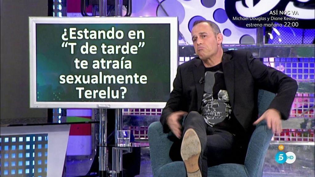 A Carlos Lozano le atraía sexualmente Terelu y… ¡ella le 'tiró los trastos'!