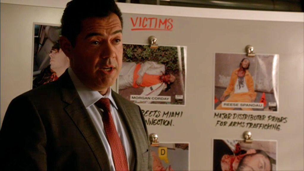 El jefe de Narcóticos le pide a Beckett que haga de agente infiltrada