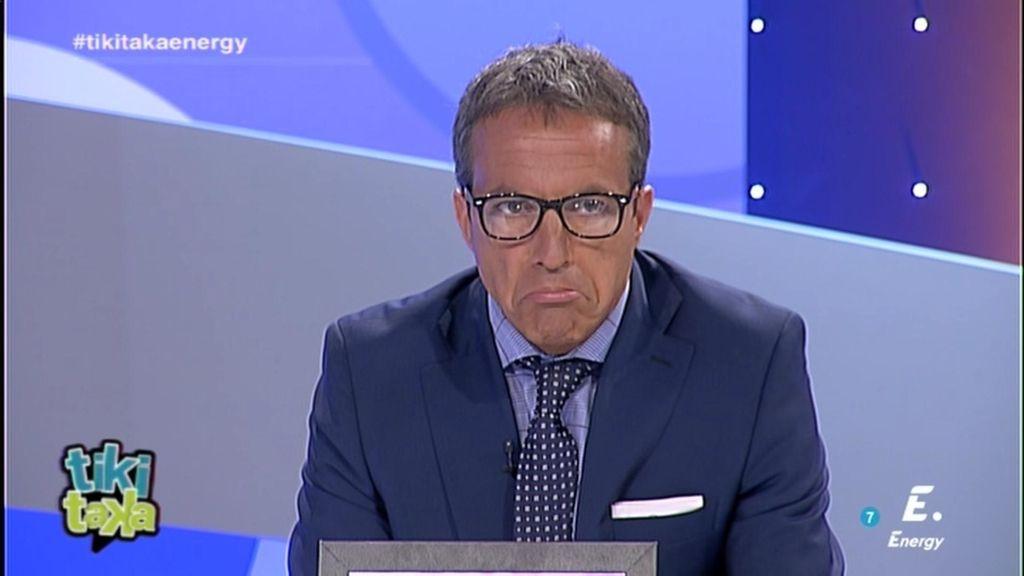 """Kiko Matamotos: """"Ahora te metes la bufanda del Bayern por donde te quepa"""""""