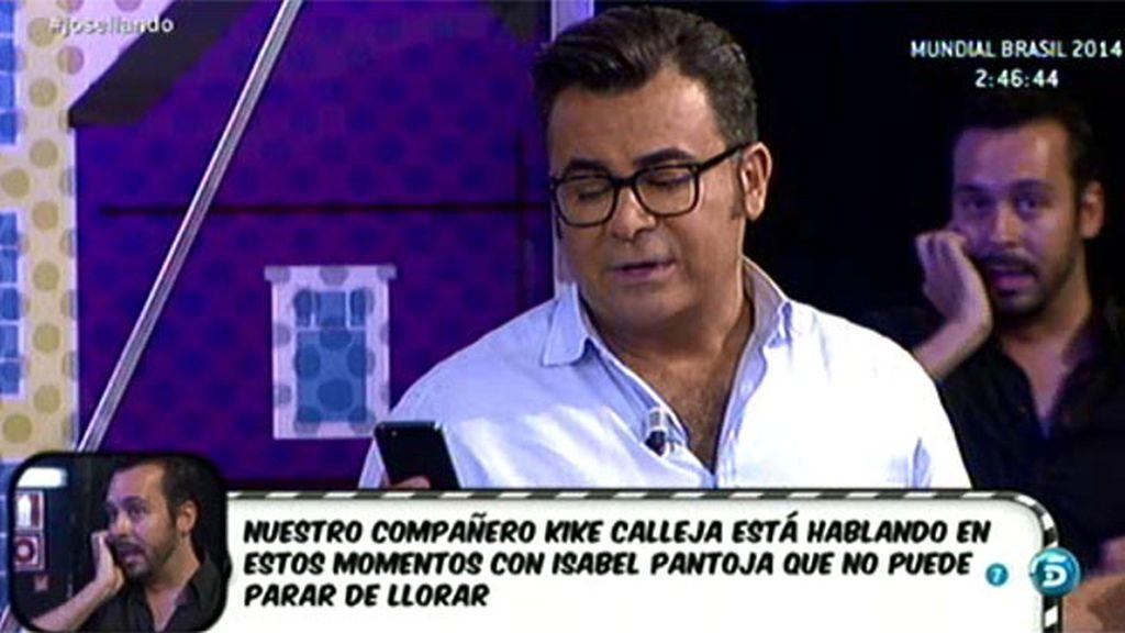 José Fernando podría haber protagonizado un nuevo altercado