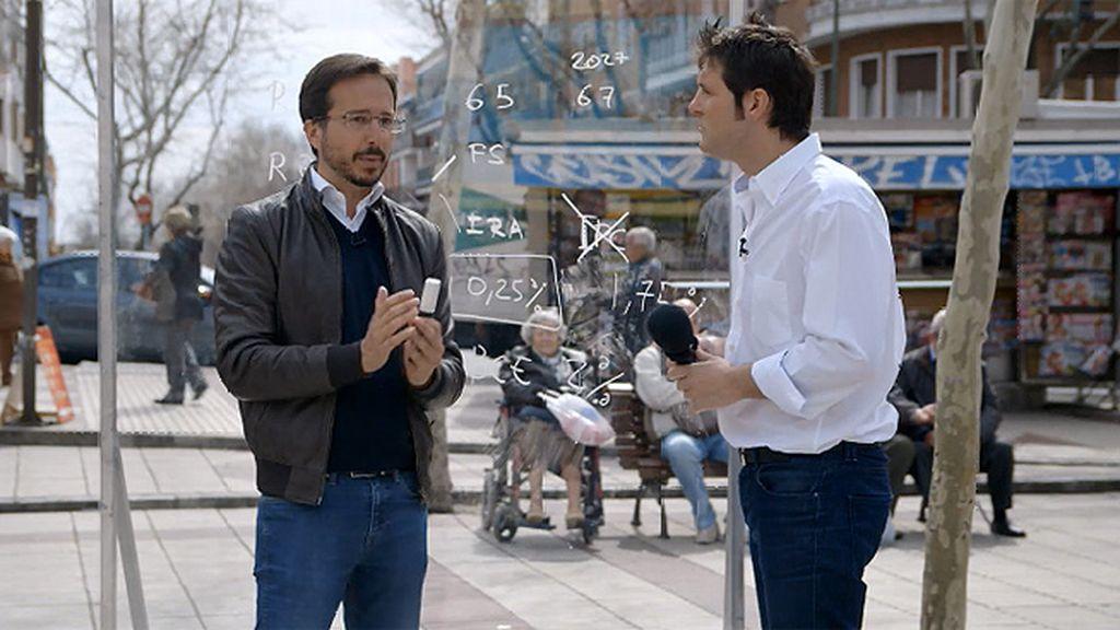 """J.I. Conde-Ruiz: """"Hemos empezado a comernos el fondo de reserva muy rápido"""""""