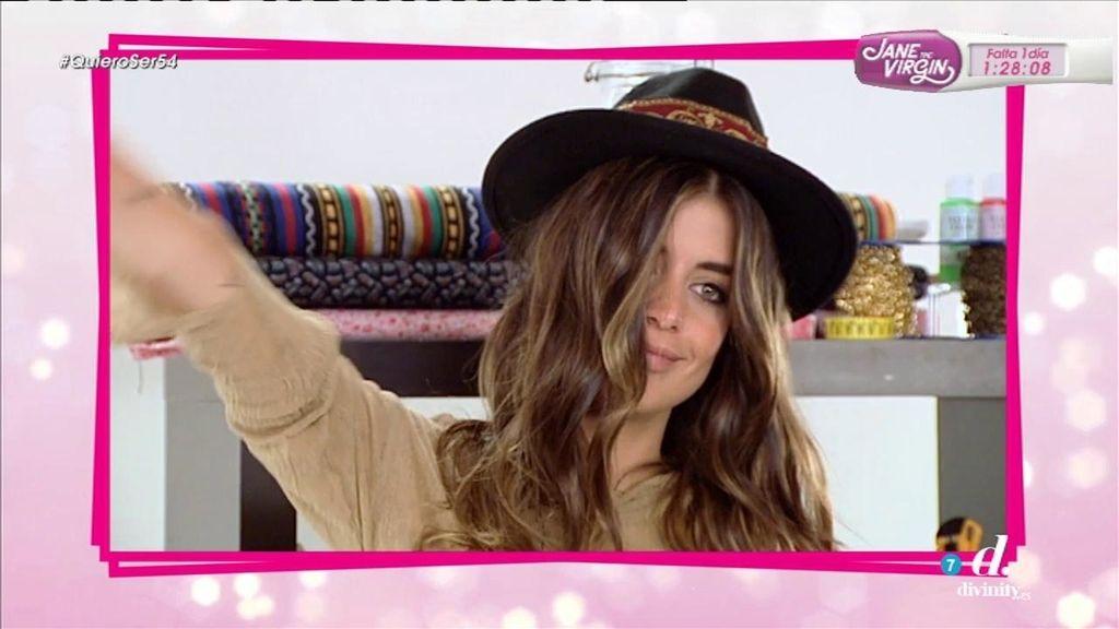 'Fashion Tips': Dulceida nos enseña a customizar un sombrero