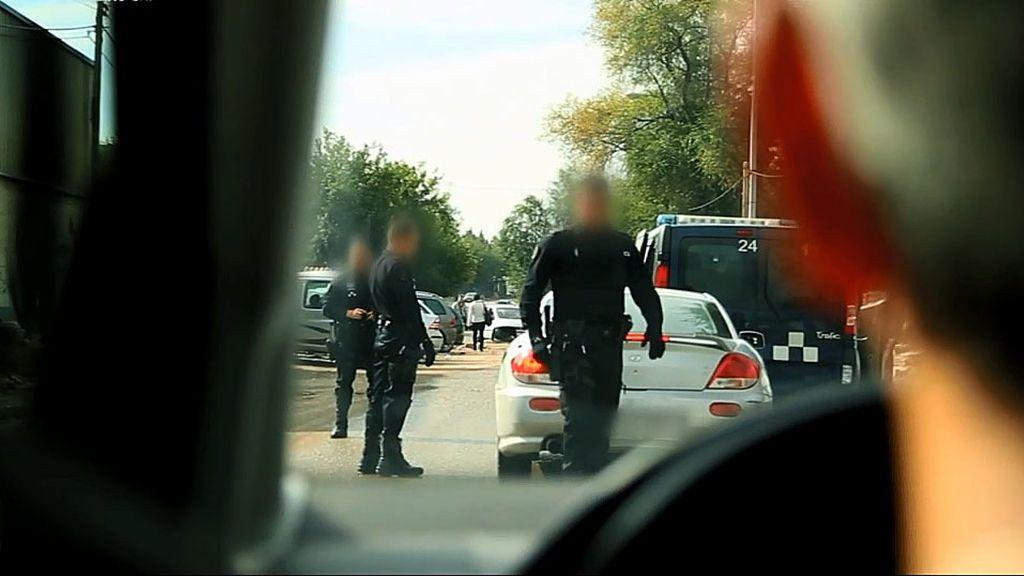 Un policía corrupto y tráfico de droga en el centro de la ciudad, hoy en 'Diario De'