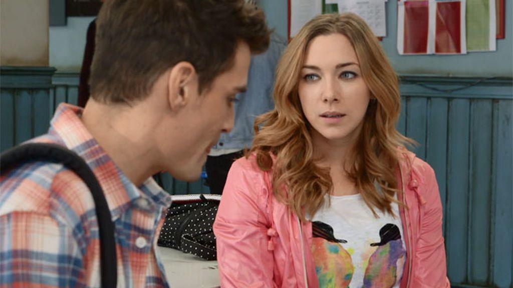 María y Ricky coinciden en que lo que pasó entre ellos no se puede repetir