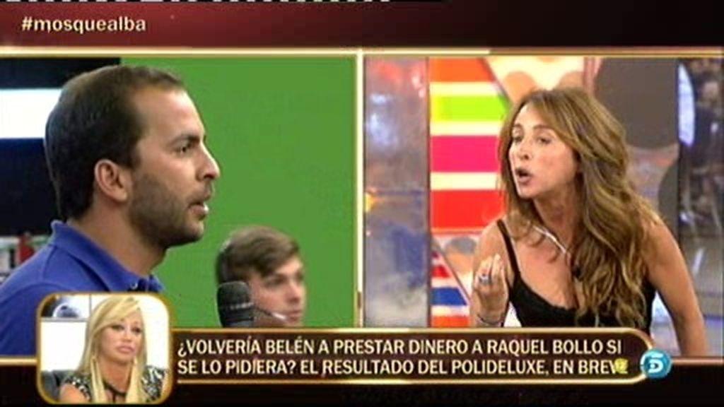 """María Patiño: """"Lo que hizo Antonio con su hijo los tres primeros años, no tiene nombre"""""""