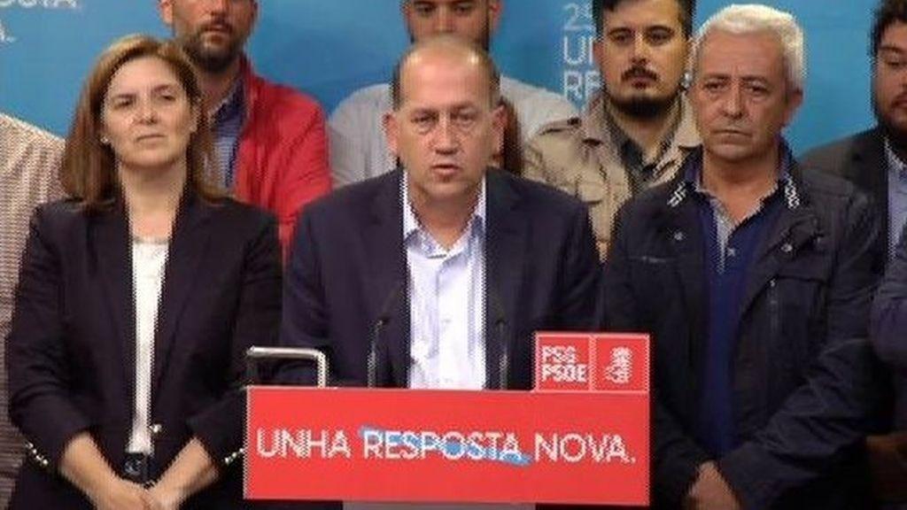 """El PSdeG """"insatisfecho"""" con los resultados electorales y abiertos a una reflexión """"seria"""""""