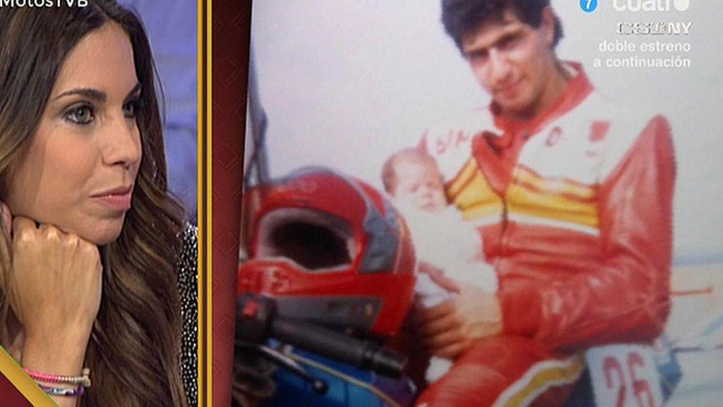 ¿Cómo era Melissa Jiménez de bebé? ¡Tenemos la foto!