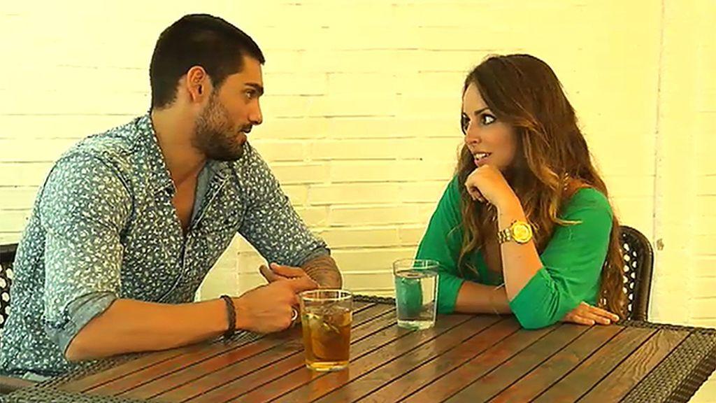 Cita Isaac y Laura (04/08/2014)