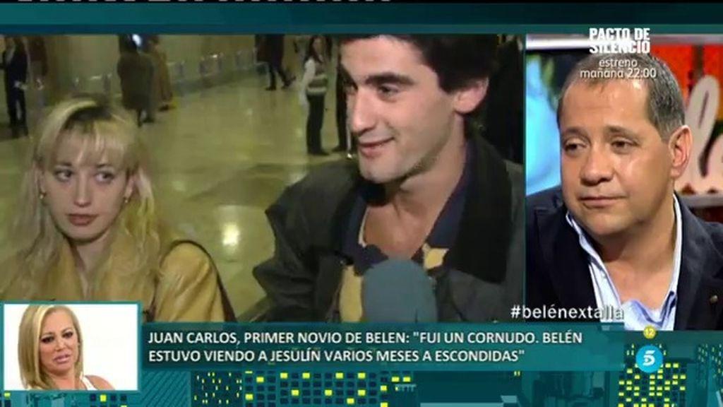 """Juan Carlos Castilla: """"Fui un cornudo, Belén se estuvo viendo durante meses con Jesulín"""""""