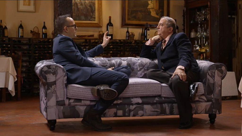 """Anasagasti, a Risto: """"Veo a Vicente del Bosque como presidente de la República"""""""