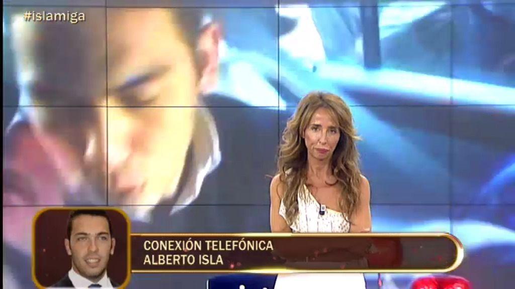 """Alberto Isla: """"Nunca voy a tirar la toalla por Isabel y por mi hijo"""""""