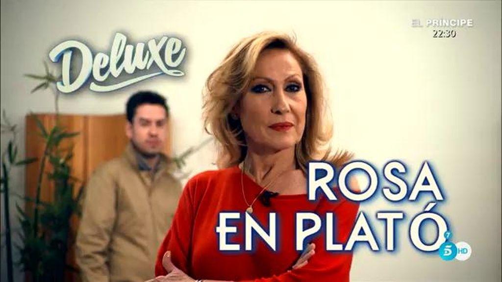 Rosa Benito, próximamente en el 'Deluxe'