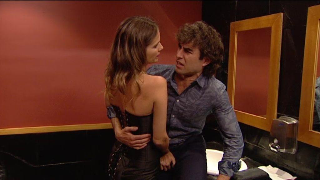 Raquel le planta cara a Gaby, el amigo insoportable y engreído de Javi