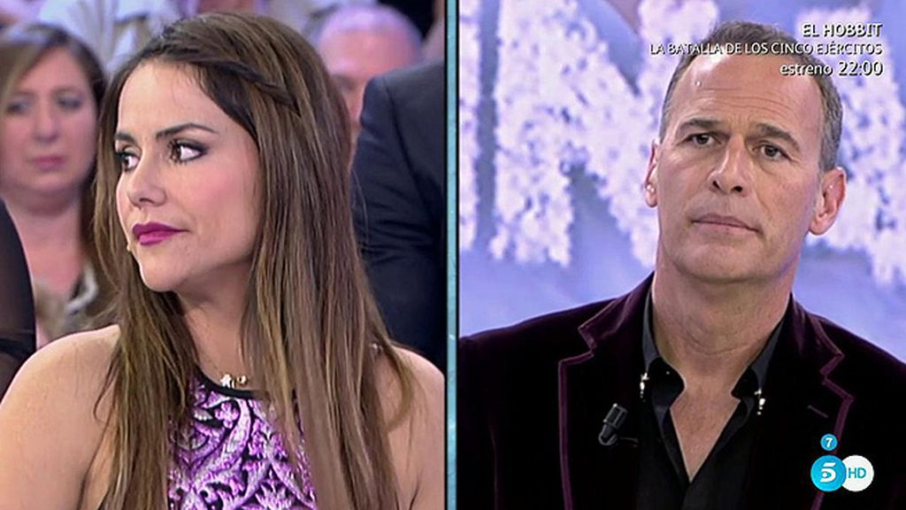 """Carlos, a Mónica: """"Creo que no sientes nada, pero no entiendo por qué hablas tanto de mí"""""""