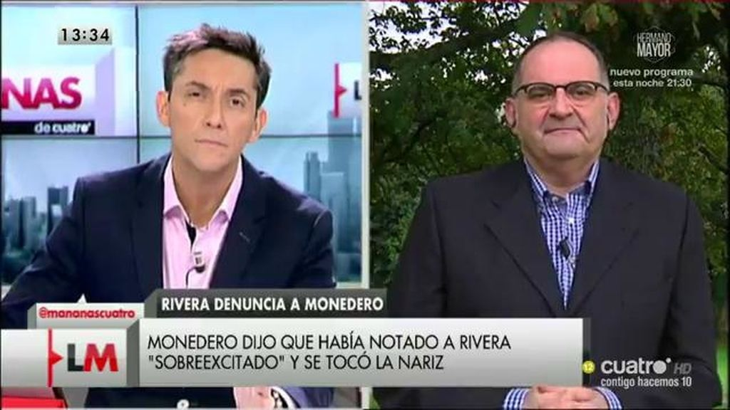 "Antón Losada: ""Albert Rivera debería asumir que en política a veces das, pero también toca recibir"""