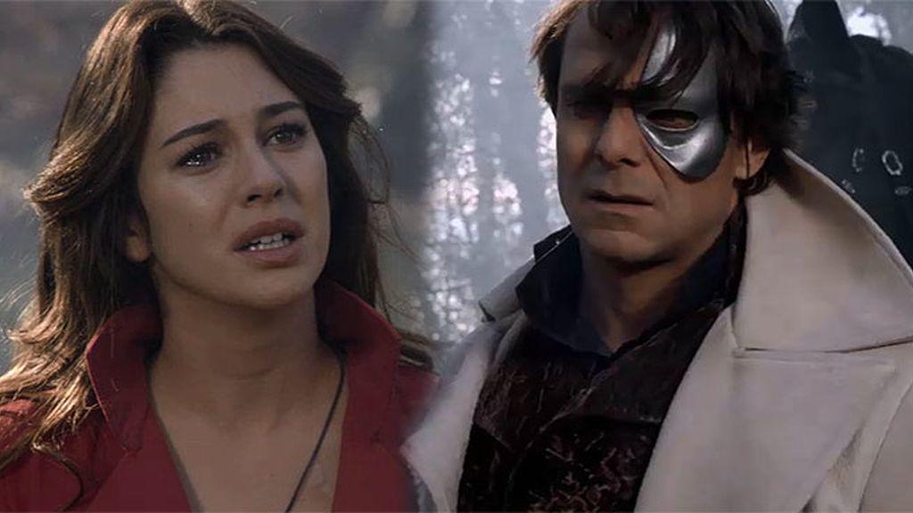 Bella huye tras descubrir que León se ha apostado su amor