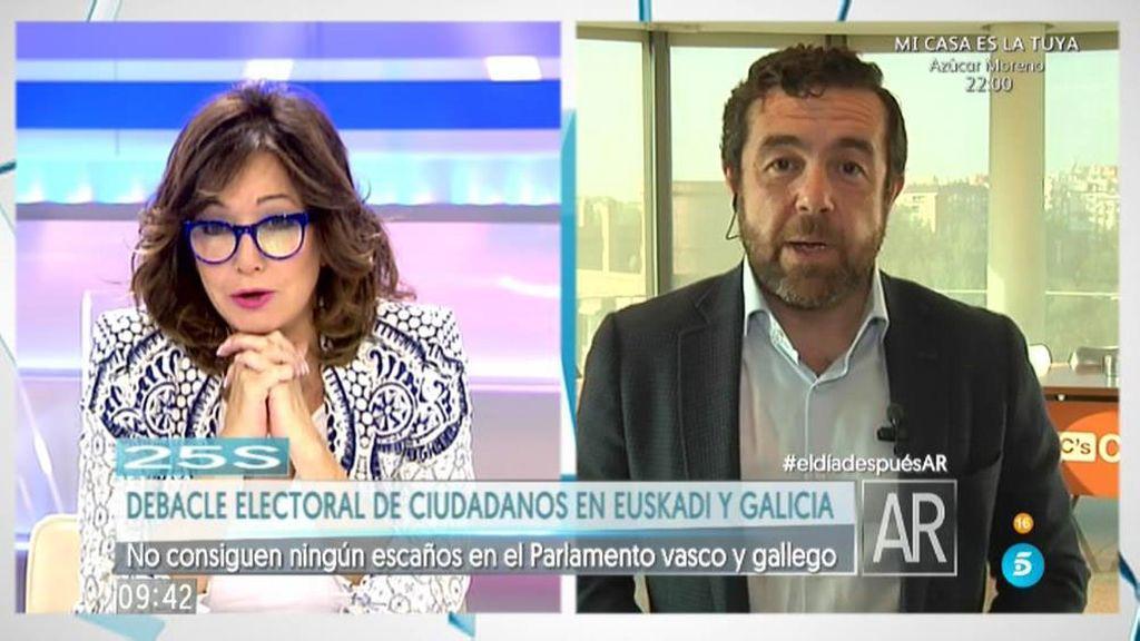 """Gutiérrez: """"Somos una opción decisiva para hacer proyectos de reformas y regeneración"""""""