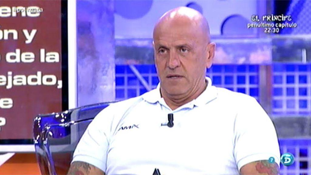 ¿Criticaba María del Monte a Antonio Tejado por su relación con Chayo Mohedano?