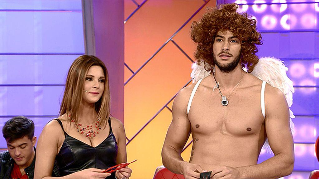 Rubén, un Cupido bachatero para Alba