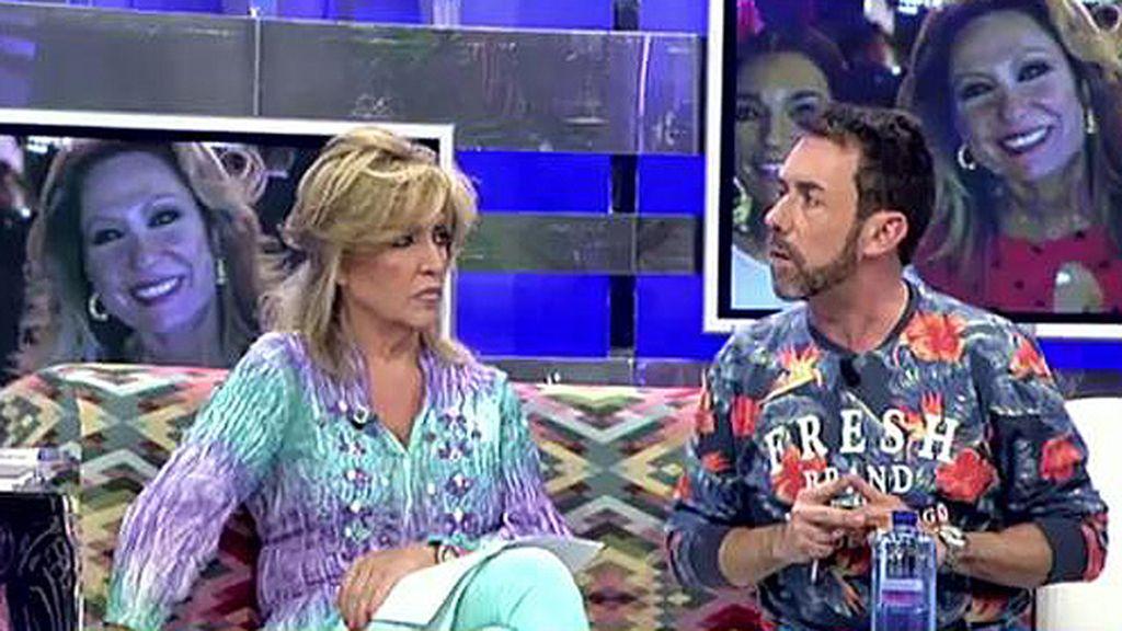 """Jesús Manuel, sobre las críticas a Mila: """"Me sorprende que no hayan salido más nombres"""""""