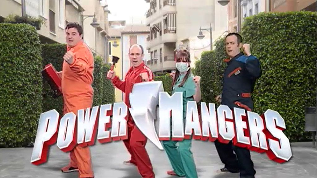 Llegan los 'Power Mangers'