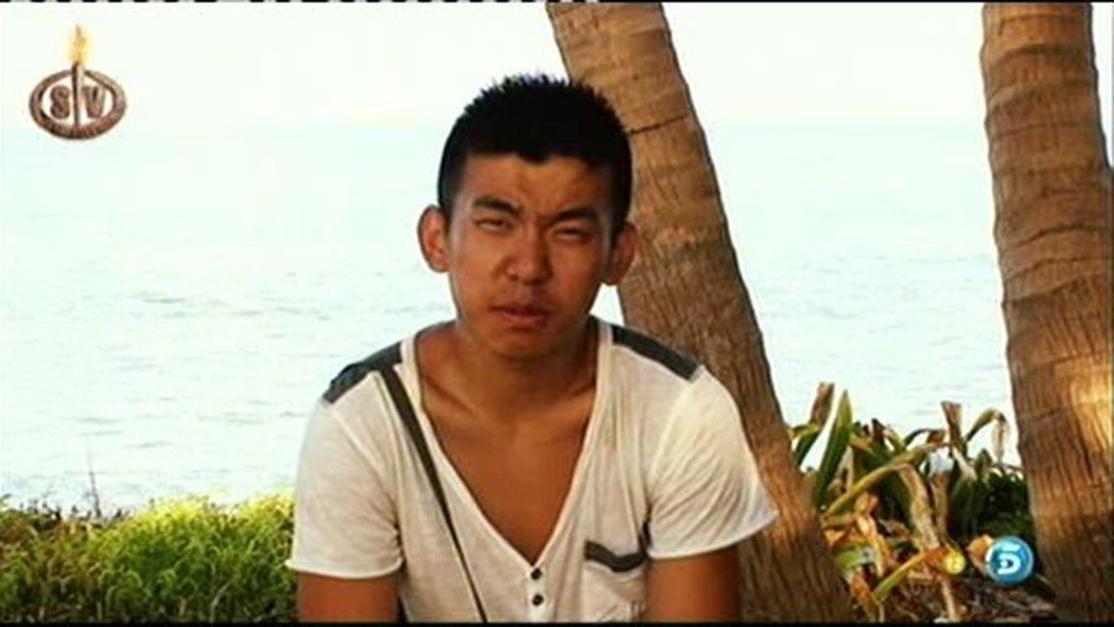 """Yong Li: """"En la isla no se me pone dura"""""""