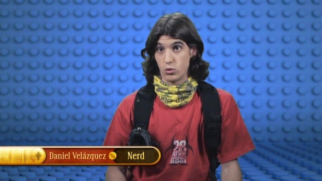 """Daniel Velázquez: """"Jamás te olvides de salir con tu rollo de cinta americana"""""""