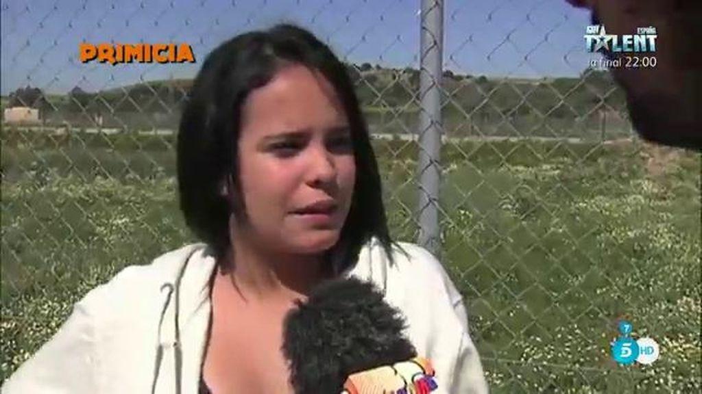 """Gloria Camila: """"No fui al acto de Correos porque no invitaron a un familiar más importante que la familia Campos"""""""