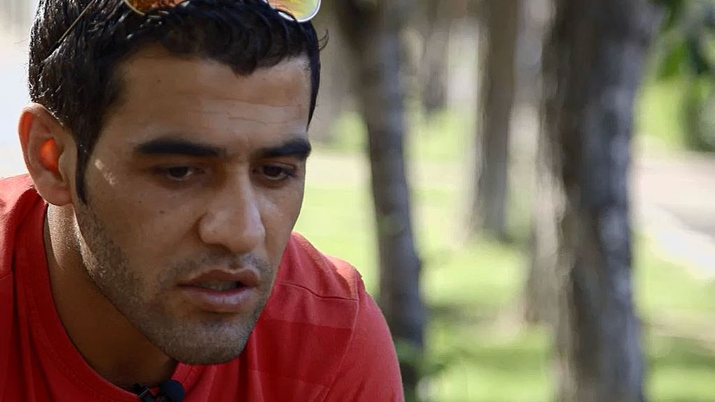 """Exiliado sirio: """"Tú no conoces a las mafias, son ellos los que te encuentran a ti"""""""