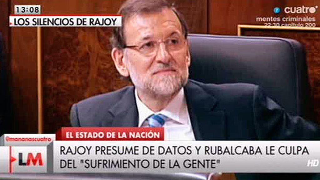 Los silencios de Rajoy