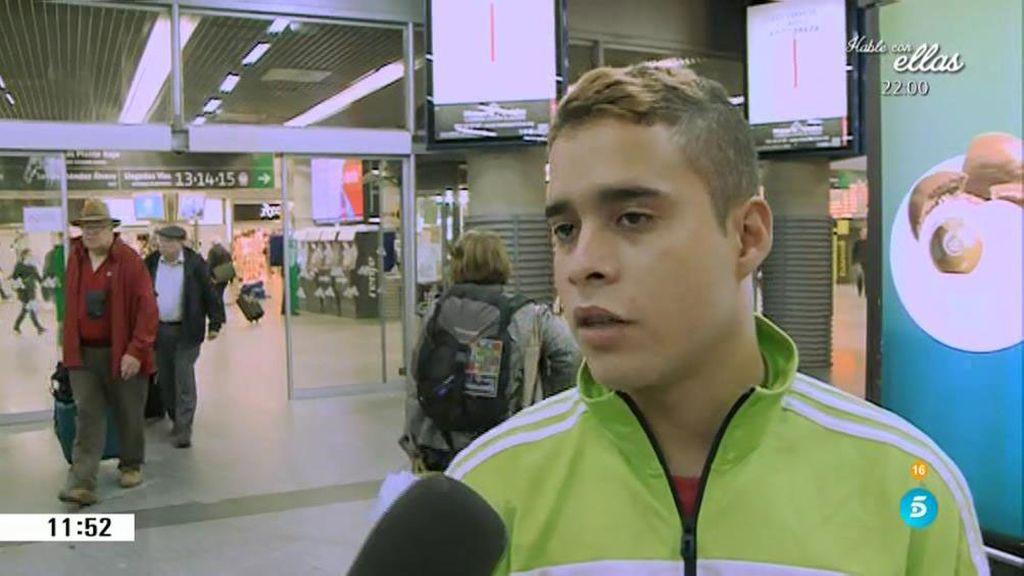"""Amador: """"Yo no haría mucho caso a José Fernando porque no está centrado"""""""