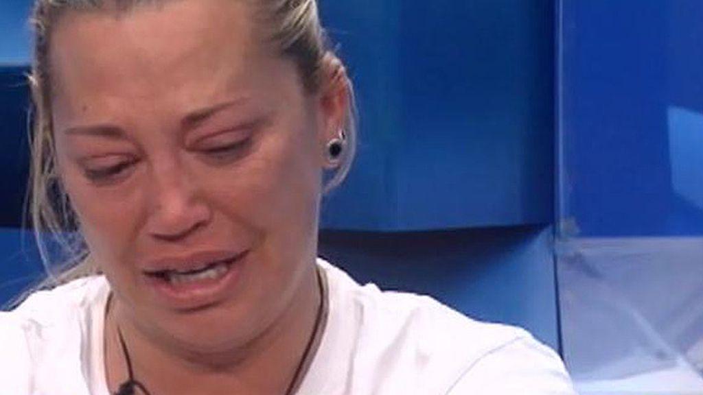 """Belén Esteban: """"Si veo a mi hija en un plató, me muero"""""""