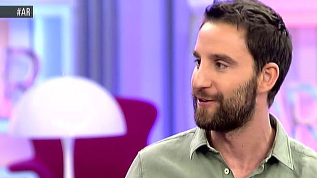 """Dani Rovira: """"En Euskadi hay tantos tópicos y tan divertidos que el nacionalismo y el politiqueo no se trata"""""""